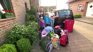 Großfamilie Benutto - Urlaub mit Hindernissen bei TV NOW