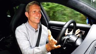 Der neue Porsche Panamera Sport Turismo