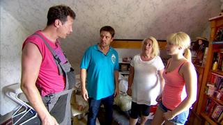 Alexander hat das Messie-Haus seiner Mutter geerbt bei TV NOW