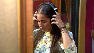 Sarah nimmt im Tonstudio ihr neues Album auf bei TV NOW