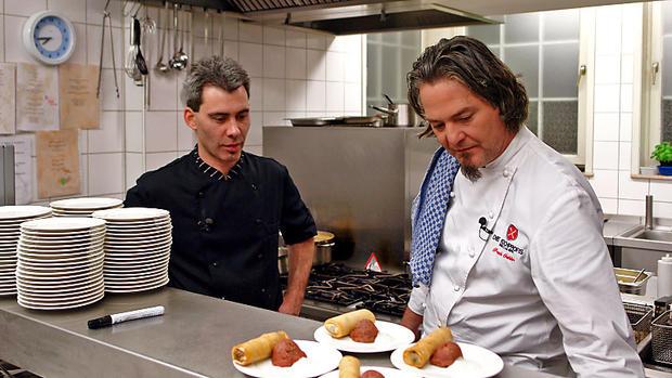 Rahningscher hof in b nde aus die kochprofis einsatz am for Koch quereinsteiger