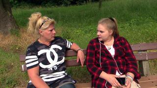 """Estefania und die """"Gangster""""-Rapper! bei TV NOW"""