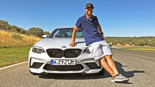 JP checkt den neuen BMW M2 Competition bei TV NOW