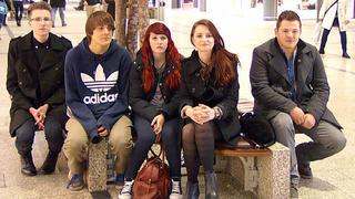 Der große deutsche Jugendreport bei TV NOW