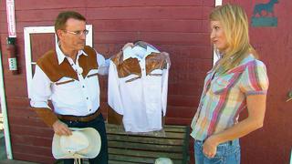 Walther hat ein Cowboy-Date bei TV NOW