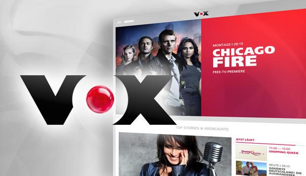 Vox Sendungen