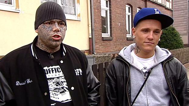 tattoo rapper mags spie ig aus mieten kaufen wohnen. Black Bedroom Furniture Sets. Home Design Ideas