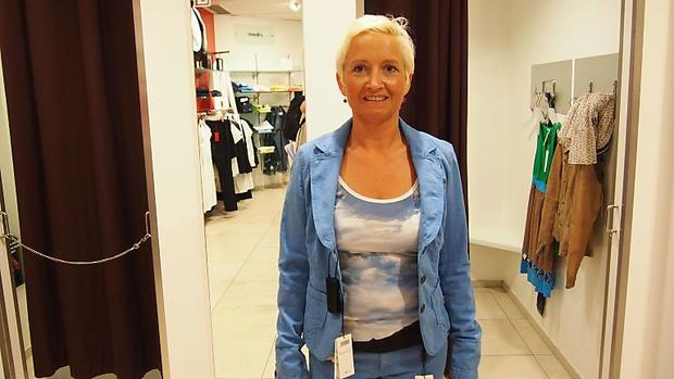 Gruppe ruhrgebiet babette aus shopping queen online for Innendekorateurin gesucht