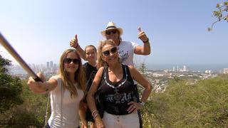 Sightseeing in Cartagena