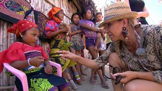 Menschenfresser auf San Blas