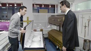Der Tod - Ein gutes Geschäft bei TV NOW