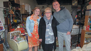Barbara sammelt für ihr Leben gern bei TVNOW