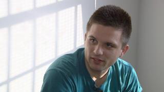 Marcel sitzt im Jugendgefängnis bei TV NOW