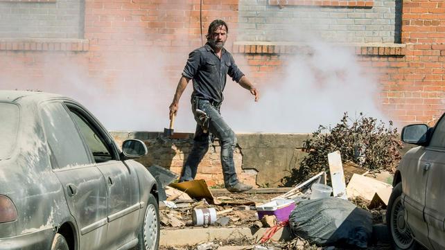 The Walking Dead: Der Schlüssel zur Zukunft