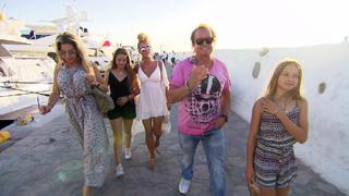 Paparazzi-Ansturm auf Mykonos bei TV NOW