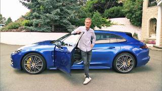 Porsche Panamera Sport Turismo I Det sucht Kompaktwagen | Mini-Raketen  bei TV NOW