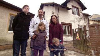 Das Haus von Anja und Jens muss renoviert werden