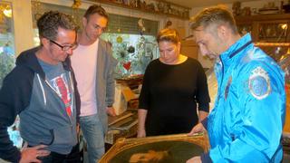 Mauro hilft Michaela und Oliver mit ihrem Erbe
