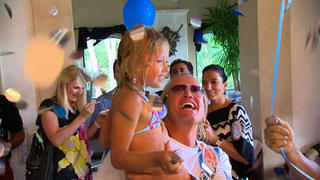 Kindergeburtstag in St. Tropez bei TV NOW