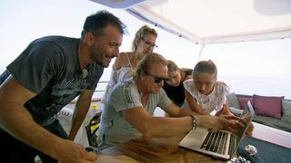 Vulkanausbruch auf Sizilien bei TV NOW