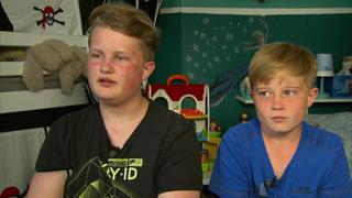 Acht Kinder bedeuten hohe Lebenshaltungskosten. bei TV NOW