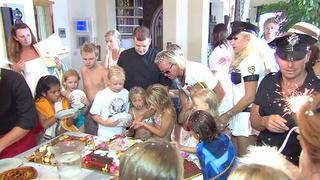 Shanias große Geburtstagssause