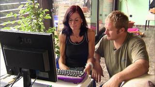 Das Haus von Sabine und Michael muss saniert werden. bei TV NOW