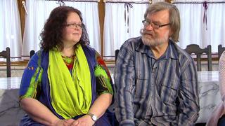 Rentnerin Hannelore hat sich aus ihrem Haus ausgesperrt bei TV NOW