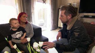 Eine traumatisierte Familie benötigt dringend ein Auto bei TVNOW