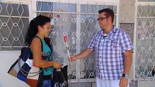 Gottlob trifft in Bratislava auf die 36-jährige Mirka