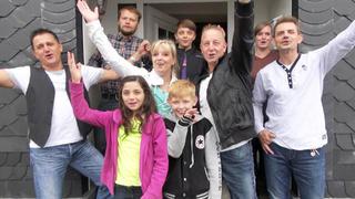 Die Patchwork-Familie sucht ein neues Zuhause