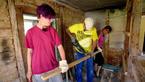 Schnäppchenhäuser Spezial: Die fünfköpfige Familie hat sich viel vorgenommen