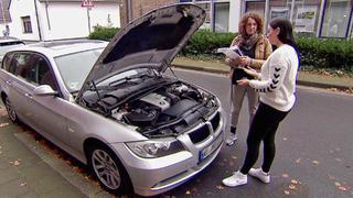 Ersatz für BMW mit Motorschaden