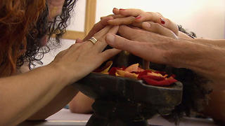 Tantra und Intimmassagen - Die Lust an der Berührung