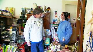 Diana will sich bei Messie Paul ihren Ängsten stellen bei TVNOW