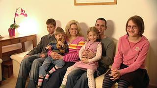 Die Familie musste einige Schicksalsschläge verkraften. bei TVNOW