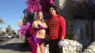 Sexmesse Las Vegas 2014 - Aische & Manuel im Pornohimmel: Teil 2