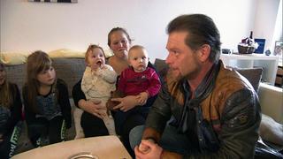 Familie mit zweimal Zwillingen sucht einen Siebensitzer