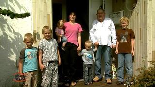 Die Familie von Wolfgang ist unverschuldet in Not geraten bei TVNOW