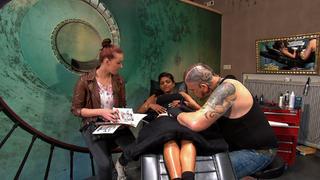 Tattoosüchtig bei TVNOW