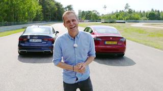 """Wer gewinnt das Duell """"Elektro gegen Benziner""""? bei TVNOW"""