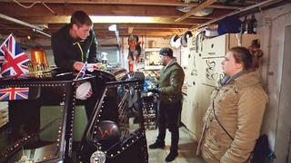 Die große Überraschung: Ein motorisiertes Dreirad für Silvia bei TVNOW