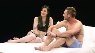 Stefan und Nicole bei TVNOW