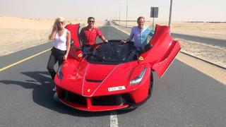 """Matthias besucht """"Supercar Blondie"""" in Dubai! bei TVNOW"""