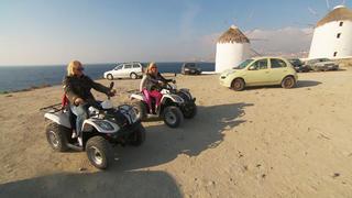 Inseltour auf Mykonos bei TV NOW