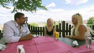 Walther verliebt sich in die Rumänin Marta bei TV NOW