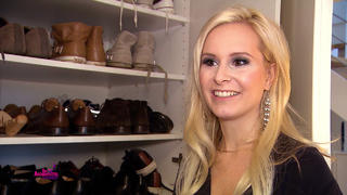 Annabel und Dunja bei TV NOW
