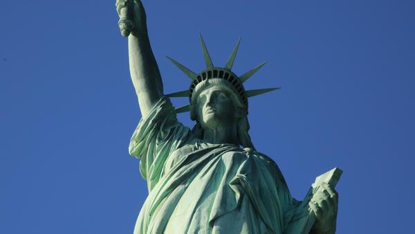 Giganten der Geschichte - New Yorks Freiheitsstatue