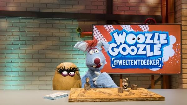 Woozle Goozle und die Weltentdecker