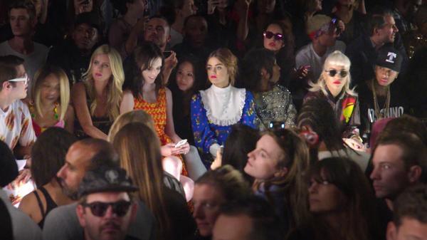 Backstage - Hinter den Kulissen der New York Fashion Week